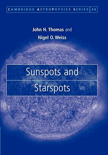 9781107410558: Sunspots and Starspots