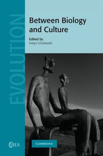 9781107410657: Between Biology and Culture (Cambridge Studies in Biological and Evolutionary Anthropology)