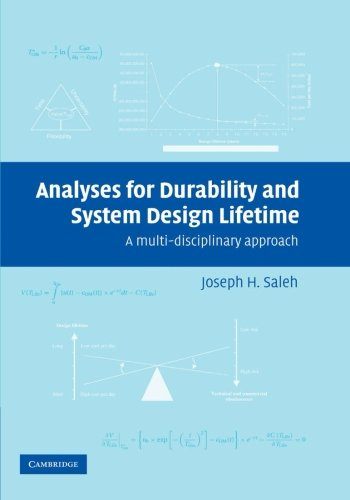 9781107410688: Analyses for Durability and System Design Lifetime Paperback (Cambridge Aerospace Series)
