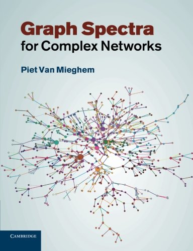 9781107411470: Graph Spectra for Complex Networks Paperback
