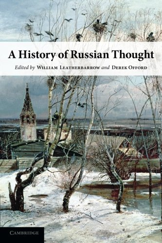 9781107412521: A History of Russian Thought