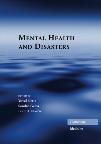 9781107412828: Mental Health and Disasters