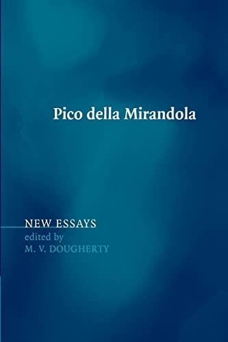 9781107415171: Pico della Mirandola: New Essays