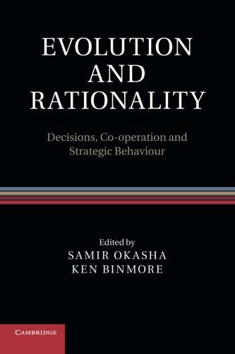 9781107416840: Evolution and Rationality: Decisions, Co-operation and Strategic Behaviour