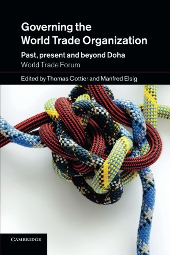 9781107417038: Governing the World Trade Organization: Past, Present and Beyond Doha