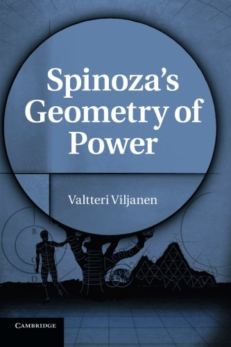 9781107417380: Spinoza's Geometry of Power