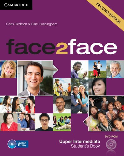 9781107422018: face2face Upper Intermediate Student's Book with DVD-ROM