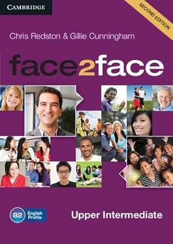 9781107422032: face2face Upper Intermediate Class Audio CDs (3) Second Edition