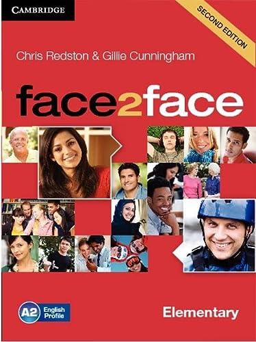 9781107422063: face2face Elementary Class Audio CDs (3)
