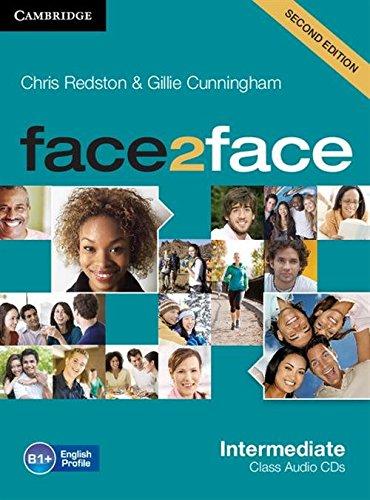 9781107422124: face2face Intermediate Class Audio CDs (3) Second Edition