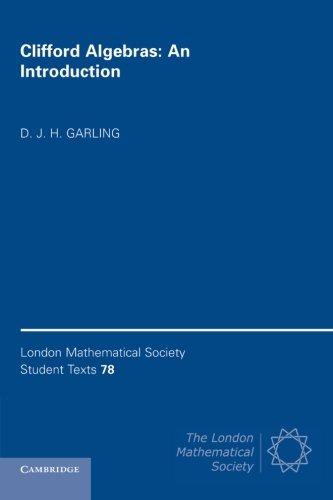 9781107422193: Clifford Algebras: An Introduction