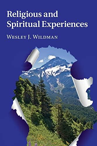 9781107423459: Religious and Spiritual Experiences