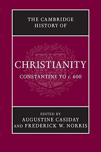 9781107423633: The Cambridge History of Christianity (Volume 2)