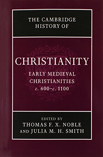 9781107423640: The Cambridge History of Christianity: Volume 3