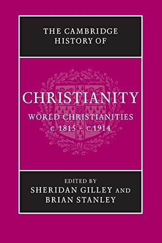 9781107423701: The Cambridge History of Christianity (Volume 8)