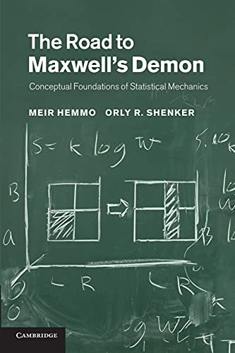 9781107424326: The Road to Maxwell's Demon: Conceptual Foundations of Statistical Mechanics