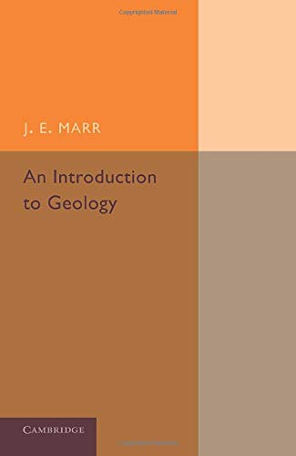9781107426207: An Introduction to Geology