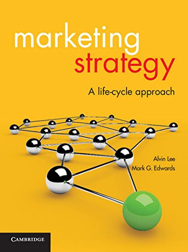 Marketing Strategy: A life-cycle approach (Set of in 2 Books): Alvin Lee,Mark Edwards