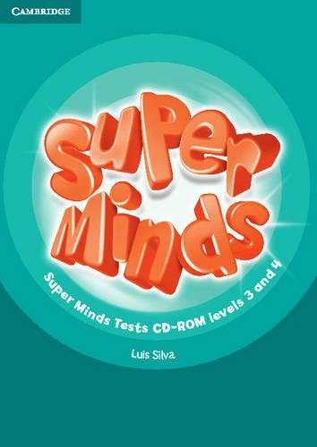 9781107429635: Super Minds Levels 3 and 4 Tests CD-ROM - 9781107429635