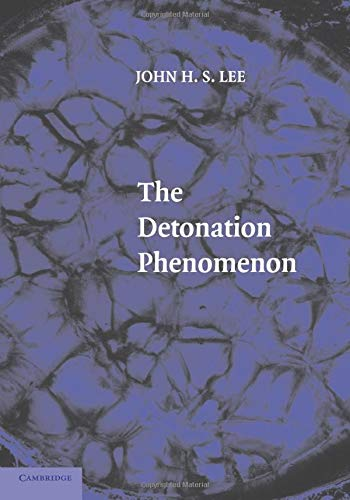 9781107430730: The Detonation Phenomenon