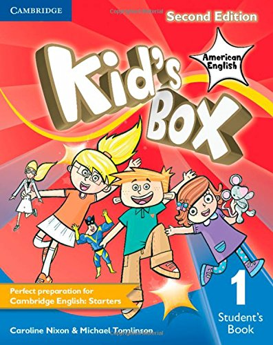 9781107431102: Kid's Box American English Level 1 Student's Book
