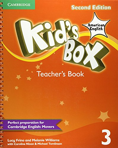 9781107431461: Kid's Box American English Level 3 Teacher's Book