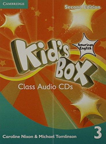 Kid's Box American English Level 3 Class: Nixon, Caroline