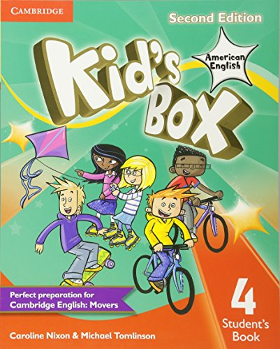 9781107433144: Kid's Box American English Level 4 Student's Book 2nd Edition - 9781107433144