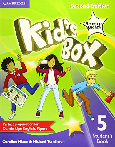 9781107433366: Kid's Box American English Level 5 Student's Book