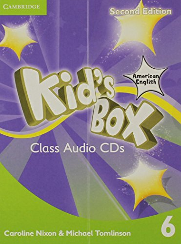 Kid s Box American English Level 6: Caroline Nixon, Michael