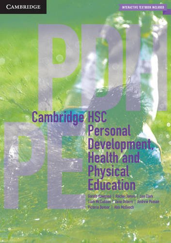 HSC Personal Development, Health and Physical Education (Book & Merchandise): Gareth Hawgood