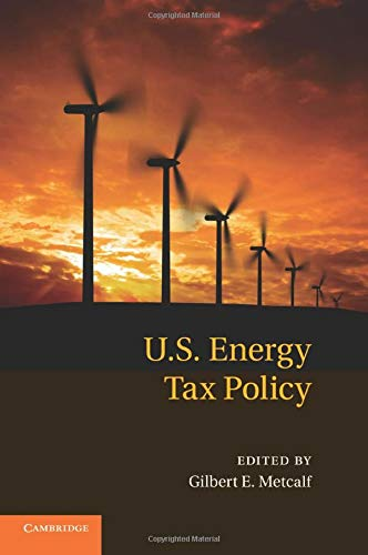 9781107436022: US Energy Tax Policy