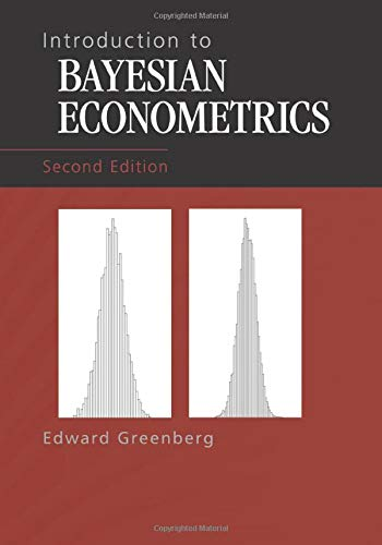 9781107436770: Introduction to Bayesian Econometrics