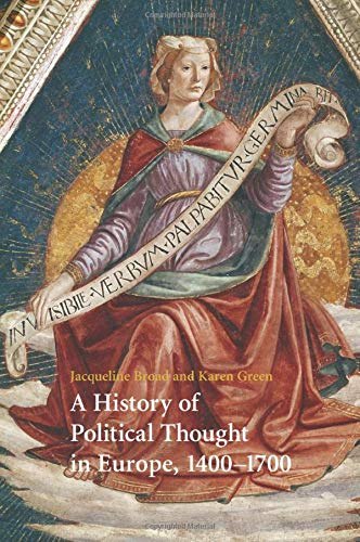 9781107437210: A History of Women's Political Thought in Europe, 1400-1700