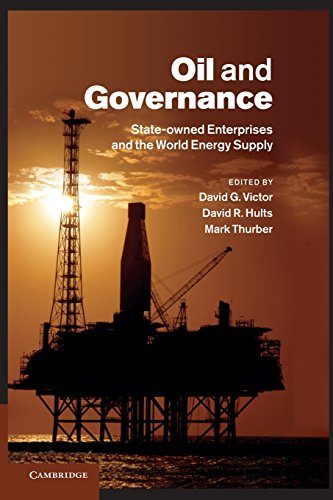 9781107438965: Oil and Governance: State-Owned Enterprises and the World Energy Supply