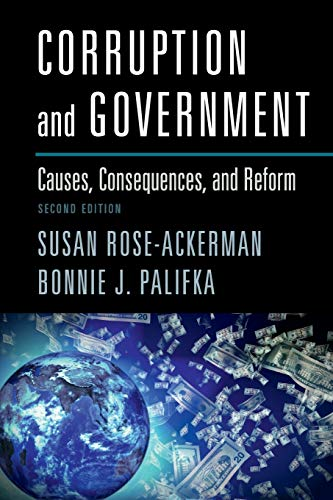 9781107441095: Corruption and Government: Causes, Consequences, and Reform