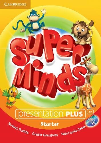 Super Minds Starter Presentation Plus DVD-ROM: Super Minds Starter Presentation Plus DVD-ROM ...