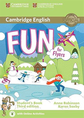 9781107444836: Fun for flyers. Student's book with audio. Per la Scuola media. Con e-book. Con espansione online