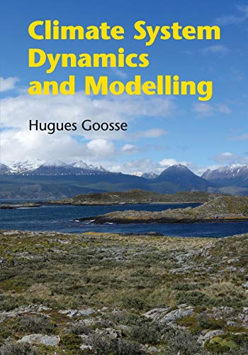 9781107445833: Climate System Dynamics and Modelling