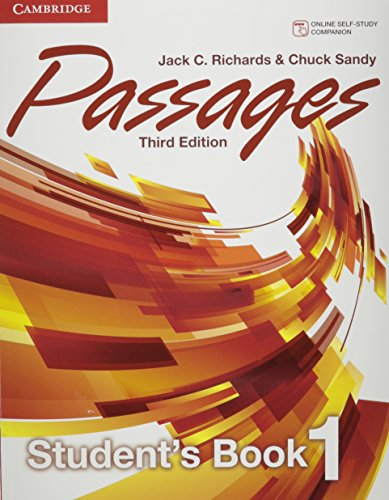 9781107447004: Passages Level 1 Student's Book with Online Workbook