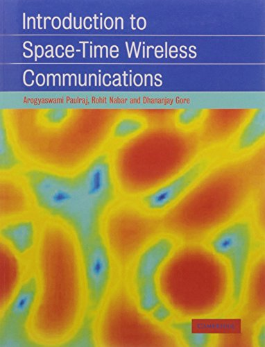 9781107447417: Introduction To Space - Time Wireless Communications