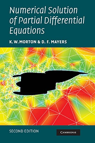 Numerical Solution Of Partial Differential Equations, 2: K. W. Morton