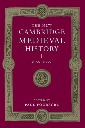9781107449060: The New Cambridge Medieval History: Volume 1, c.500-c.700