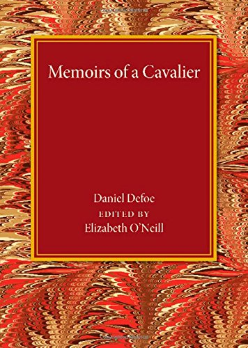 9781107451001: Memoirs of a Cavalier