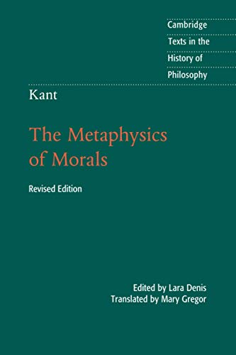 a look at the philosophy of morality by immanuel kant Immanuel kant was a german philosopher of the late 18th century the philosophical study of moral kant continued to write on philosophy until shortly.