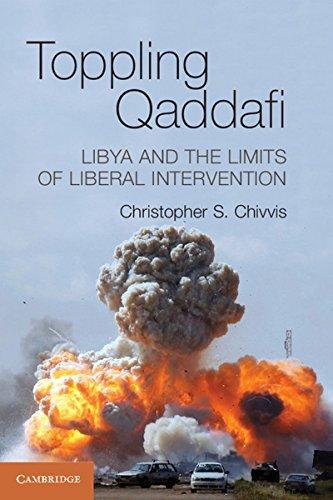 9781107451544: Cambridge University Press Toppling Qaddafi