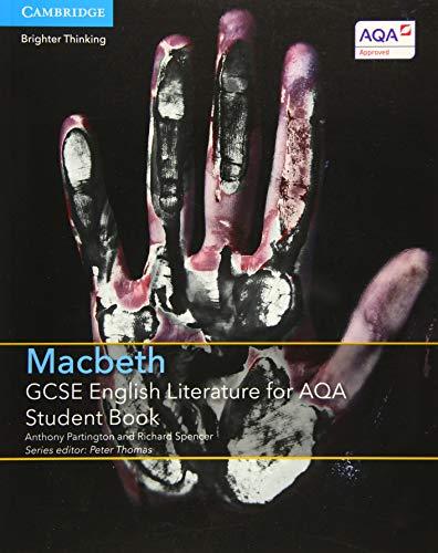 9781107453951: GCSE English Literature for AQA Macbeth Student Book (GCSE English Literature AQA)