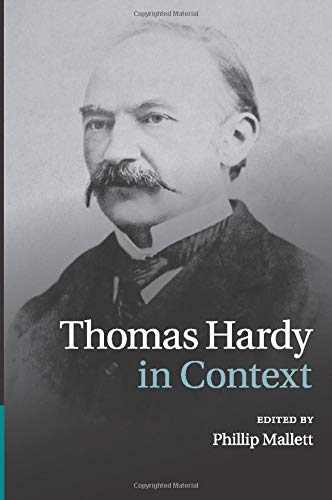 9781107454217: Thomas Hardy in Context (Literature in Context)