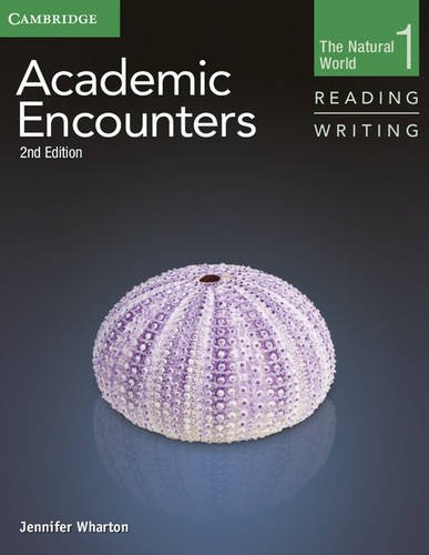 9781107457577: Academic Encounters Level 1 Student's Book Reading and Writing and Writing Skills Interactive Pack: The Natural World