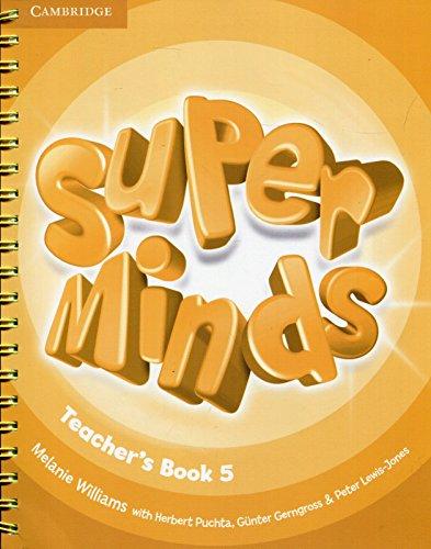 9781107458284: Super Minds Level 5 Teacher's Book